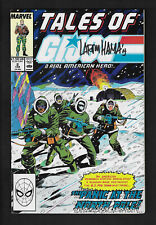Tales of G.I. Joe #2 1988 A Real American Hero Signed by Larry Hamma VF- Glossy