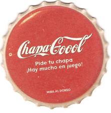 1 Coca-Cola Coke Bierdeckel Untersetzer Coaster  aus spanien
