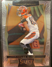 2016 Tyler Boyd Panini Select Football Rookie Card #43 Bengals RC