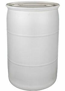 55 Gallon Plastic Drum