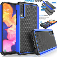 Shockproof Heavy Duty Hard Bumper Case Cover For Samsung Galaxy A10 A70 A50 A20E