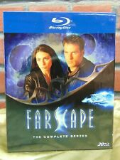 FARSCAPE The Complete Series Blu-ray 20-Disc Set 88 Episodes SCIENCE FICTION