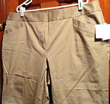 Relativity Women's Capri Pants NWT Size 20W