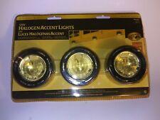Under Cabinet Halogen Accent Lights