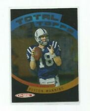 PEYTON MANNING (Indianapolis Colts) 2005 TOPPS TOTAL TOPPS INSERT CARD #TT16