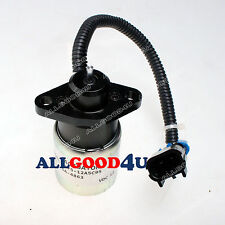 Stop Solenoid Actuator 0175-12A5C9S SA-4863 12V for Kubota Engine