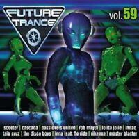 FUTURE TRANCE VOL.59 (2 CD) TAIO CRUZ SCOOTER DISCOMAKERS UVM  NEW+