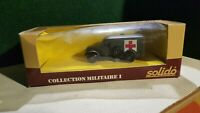 Solido véhicules collection militaires DODGE WC 54 au 1/43 N°6043