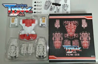 MISB TRANSFORM DREAM WAVE TDW TCW-03 upgrade set for UW-01 Superion