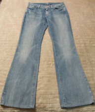 Seven 7 For All Mankind Size 27x30 Women's Jeans Bootcut