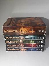 MacGyver Seasons 1-5 Dvds