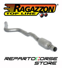 RAGAZZON CENTRALE INOX BMW SERIE 1 E87 123d 150kW 204CV 5 PORTE 07-> 57.0072.00