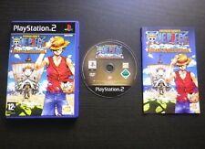 ONE PIECE GRAND ADVENTURE : JEU Sony PLAYSTATION 2 PS2 (Atari COMPLET env.suivi)