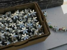 Vintage Garland Beads, Flower Beads, Western Germany Beads, Lucite Beads, B1