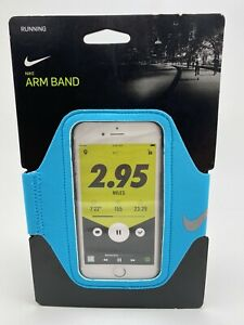 Nike Arm Band, Adjustable Strap Running Phone Case, Fits Most Smart Phones