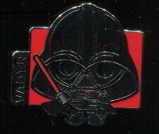 Star Wars Booster Cutie Darth Vader Disney Pin 111136