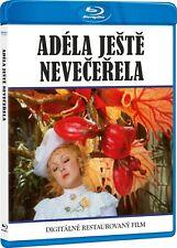 Adele's Dinner/ Adela jeste nevecerela (1977) Blu-ray Restored in 4K Nick Carter