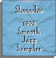 Shanachie 1998 Smooth Jazz Sampler - New Promo Various Artists CD!