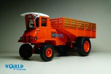 SSH 75 Taganrozhets Self-propelled Сhassis (1965) Scale 1:43 Diecast Tractor