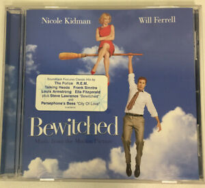 Bewitched - Music From The Motion Picture 2005 used good condition UK free post