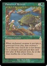 PATTERN OF REBIRTH Urza's Destiny MTG Green Enchantment — Aura RARE