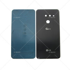 OEM Back Battery Door Glass Cover With Camera Lens + Adhesive LG G8 ThinQ G820