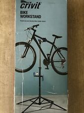 Adjustable Bicycle Bike Repair Stand Cycle Maintenance Mechanic Workstand