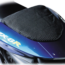 Oxford Motorcycle Rear/Pilion Seat Anti Slip Blanket - Black (OF165)
