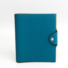 Hermes Ulysse Planner Cover Blue Jean Mini BF513448