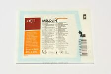 Melolin Low Adherent Wound Dressing   5cm x 5cm UNBOXED  10 sealed  Dressings