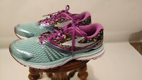 Brooks Launch 2 (Kaleidoscope/Aruba Blue/Sparkling Grape) Women's Running Shoe 9