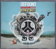 Defqon.1 - No Time To Waste - Festival 2010