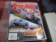 Drag Racer vintage magazine March 1999