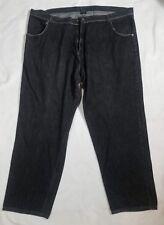 Knockout Men's Denim Jeans Gray 54 X 34