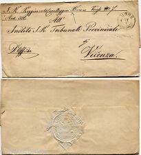 AUSTRIA-HUNGARY, ANNUL MOOR (MOR), LAST '800, TO ITALY REGGIMENTO BARONE KRESS m