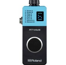 Roland RT-MicS Hybrid Drum Module featuring Drum Trigger Free Shipping