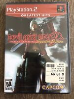 Devil May Cry 3: Dante's Awakening: Special Edition Greatest Hits (PS2, 2005)