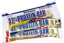 Weider 32%25 Protein Bar (19,79�'�/Kg) 24x 60g Box Eiwei�Ÿ Riegel #Mixed ALLE SORTEN
