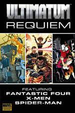 Ultimatum: Requiem Hardcover HC Fantastic Four, X-Men Spider-man by Brian Bendis