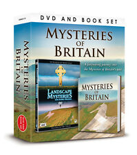 MYSTERIES OF BRITAIN DVD & BOOK - SEARCH OF IRISH GOLD FIGURES IN THE CHALK