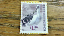 Stamp, HONG KONG, CHINA, BLACK-FACED SPOONBILL, 2006, 1.90, STYLE A