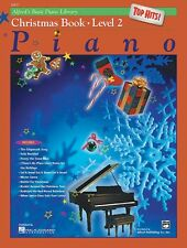 Alfred's Basic Piano Course: Christmas Top Hits! 2