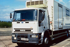 780041 1996 Oveco Cargo Van For Refrigerated Products A4 Photo Print
