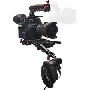 Canon C200 EVF Shoulder Rig - Zacuto Recoil Rig