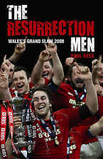 The Resurrection Men: Wales' Grand Slam 2008, New, Rees, Paul Book