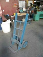 Large Two Wheel Nutting Cop Usa Hand Truck Cart Vintage Used