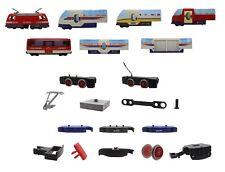 Playmobil Tren Rce Locomotora Eléctrica Panorama 4010 4011 4016 4119 4124