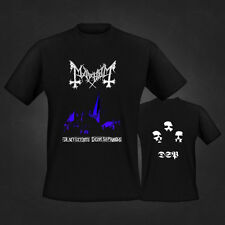 MAYHEM - De Mysteriis Dom Sathanas T-SHIRT 5x4 OFFER! Ask... / Read Description