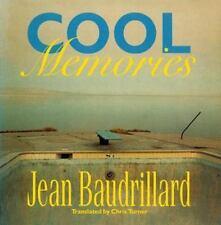 Cool Memories by Baudrillard, Jean