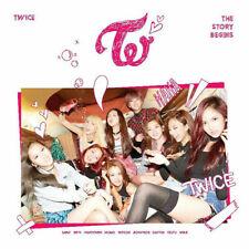 TWICE - THE STORY BEGINS (1ST MINI ALBUM) KPOP SEALED ORIGINAL CD ALBUM